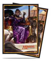 Magic the Gathering Amonkhet Ultra Pro Sleeve 80ct - Liliana, Death's Majesty (#86546)