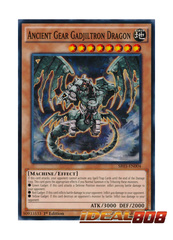 Ancient Gear Gadjiltron Dragon - SR03-EN004 - Common - 1st Edition