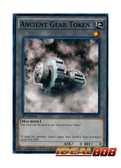 Ancient Gear Token - SR03-ENTKN - Common - 1st Edition