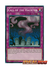 Call of the Haunted - SR03-EN037 - Common - 1st Edition