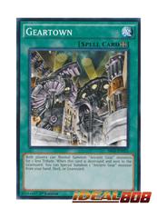 Geartown - SR03-EN025 - Common - 1st Edition