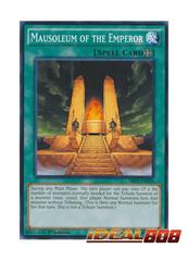 Mausoleum of the Emperor - SR03-EN026 - Common - 1st Edition