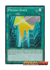 Pseudo Space - SR03-EN027 - Common - 1st Edition