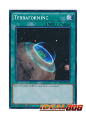 Terraforming - SR03-EN032 - Common - 1st Edition