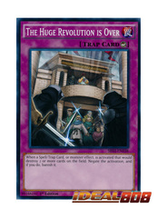 The Huge Revolution is Over - SR03-EN038 - Common - 1st Edition