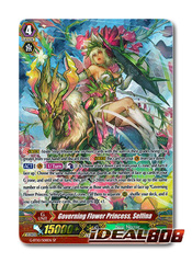 Governing Flower Princess, Selfina - G-BT10/S08EN - SP