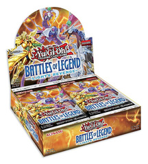 Battles of Legend - Light's Revenge - (1st Edition) Booster Box