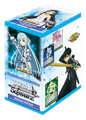 Sword Art Online Re: Edit (English) Weiss Schwarz Booster Box