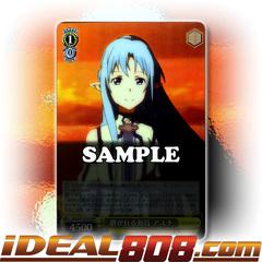 Inherited Sword Skill, Asuna [SAO/S47-E101R RRR (TEXTURED FOIL)] English