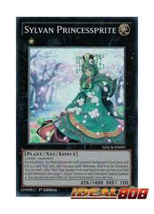 Sylvan Princessprite - MACR-EN093 - Super Rare - 1st Edition