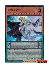 Zefraath - MACR-EN030 - Super Rare - 1st Edition