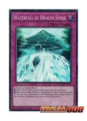 Waterfall of Dragon Souls - MACR-EN078 - Super Rare - 1st Edition