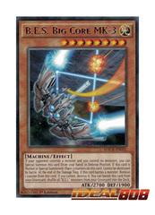 B.E.S. Big Core MK-3 - MACR-EN032 - Rare - 1st Edition