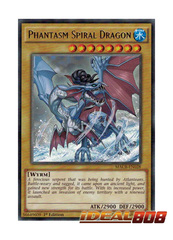 Phantasm Spiral Dragon - MACR-EN028 - Rare - 1st Edition