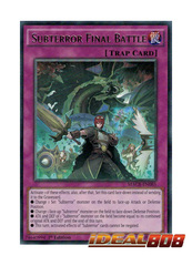 Subterror Final Battle - MACR-EN085 - Rare - 1st Edition