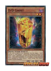D/D Ghost - MACR-EN015 - Common - 1st Edition