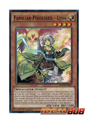 Familiar-Possessed - Lyna - MACR-EN037 - Common - 1st Edition