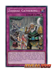Zoodiac Gathering - MACR-EN071 - Common - 1st Edition