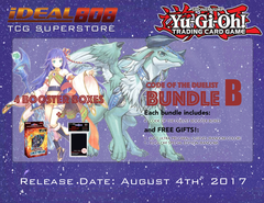 Yugioh Code of the Duelist Bundle (B) Silver - Get x4 Booster Boxes + Bonus Items Aug.4