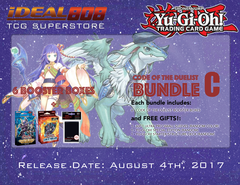 Yugioh Code of the Duelist Bundle (C) Gold - Get x6 Booster Boxes + Bonus Items Aug.4