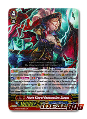 Pirate King of Redemption, Dragut - G-CHB03/002EN - GR