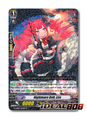Nightmare Doll, Liza - G-CHB03/020EN - R