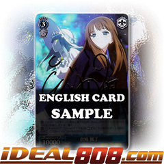 Fuko Kurasaki [AW/S18-E085SP SP (SIGNED FOIL)] English