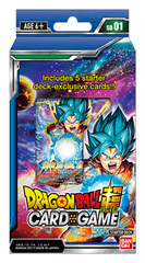 DBS-SD01 The Awaking (English) Dragon Ball Super Starter Deck