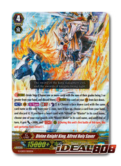 Divine Knight King, Alfred Holy Saver - G-LD03/002EN - RRR (FOIL)
