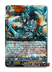 Knight of Virtue, Bedivere - G-LD03/007EN - RRR (FOIL)