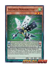 Speedroid Dominobutterfly - DPDG-EN004 - Ultra Rare