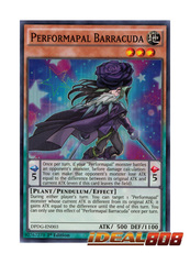 Performapal Barracuda - DPDG-EN003 - Super Rare