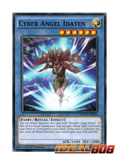 Cyber Angel Idaten - DPDG-EN016 - Common
