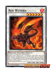Red Wyvern - DPDG-EN032 - Common