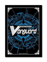 Bushiroad Cardfight!! Vanguard Sleeve Collection (53ct) Vol.06 Blue Cardfight Logo