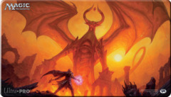 MTG Magic 2013 M13 Ver.4 Nicol Bolas Ultra Pro Playmat on Ideal808