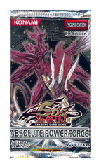 Absolute Powerforce Booster Pack (1st Edition)