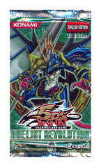 Duelist Revolution Booster Pack (1st Edition) on Ideal808