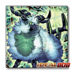 RAM Clouder - YS17-EN003 - Super Rare* ** Pre-Order Ships Jul.21