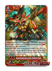Supreme Heavenly Emperor Dragon, Blazing Burst Dragon - G-FC04/007EN - GR