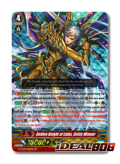 Golden Knight of Links, Celtis Winner - G-FC04/005EN - GR