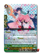 Witch Queen of Accomplishment, Laurier - G-FC04/030EN - RRR