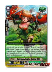 Gourmet Battler, Relish Girl - G-FC04/070EN - RR