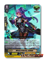 Witch of Heresy, Jeliddo - G-FC04/052EN - RR