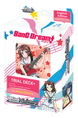 BanG Dream! (English) Weiss Schwarz Trial Deck+ (Plus)