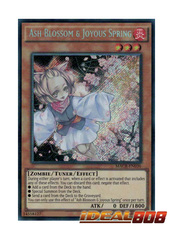 Ash Blossom & Joyous Spring - MACR-EN036 - Secret Rare - Unlimited Edition