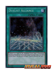 Duelist Alliance - MACR-EN063 - Secret Rare - Unlimited Edition