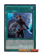 SPYRAL GEAR - Fully Armed - MACR-EN088 - Ultra Rare - Unlimited Edition