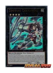 Zoodiac Chakanine - MACR-EN048 - Ultra Rare - Unlimited Edition