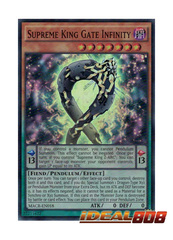 Supreme King Gate Infinity - MACR-EN018 - Super Rare - Unlimited Edition